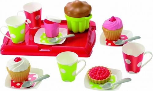 Simba Набор посудки для завтрака в коробке с подносом, 25 предм. (3)
