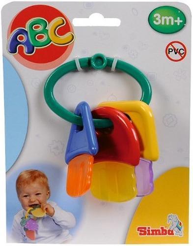 Прорезыватель-игрушка Simba в ассортименте (7)