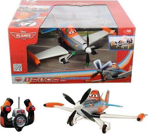 Dickie Toys Самолет Дасти на радиоуправлении (4)