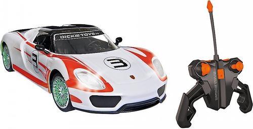 Машина на р/у Dickie Toys Porsche Spyder 1:16 (4)