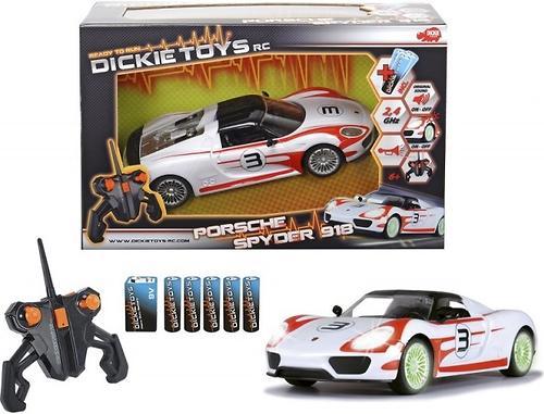 Машина на р/у Dickie Toys Porsche Spyder 1:16 (5)