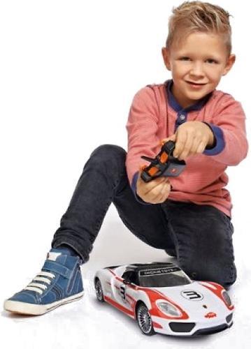 Машина на р/у Dickie Toys Porsche Spyder 1:16 (6)