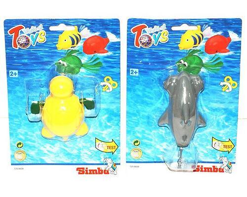 Плавающие животные 12 видов в ассортименте (10)