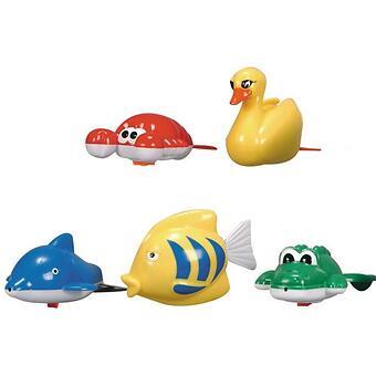 Плавающие животные 12 видов в ассортименте - Minim