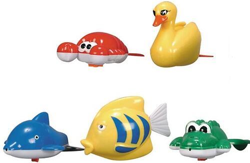 Плавающие животные 12 видов в ассортименте (6)