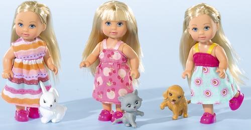 Еви Hello Kitty с домашним животным в ассортименте (3)