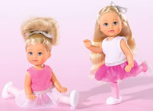 Кукла Еви Hello Kitty балерина (5)