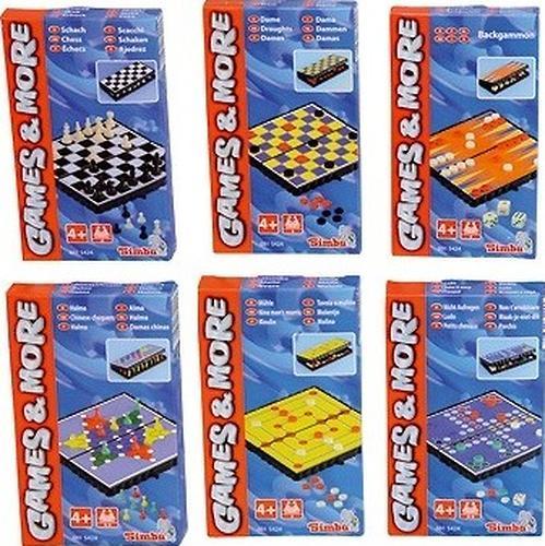 Simba Игры магнитные в дорогу, 6 видов (5)