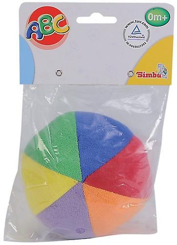 Мягкий мяч Simba со звуком 13 см (4)