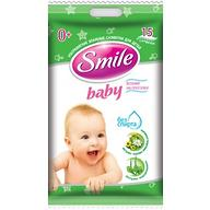 Салфетки влажные Smile 15 шт в ассортименте