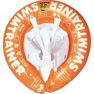 Надувной круг для плавания Swimtrainer оранжевый от 2 до 6 лет