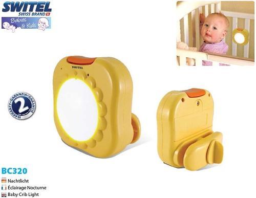 Ночник автоматический для детской кроватки Switel BC320 (8)