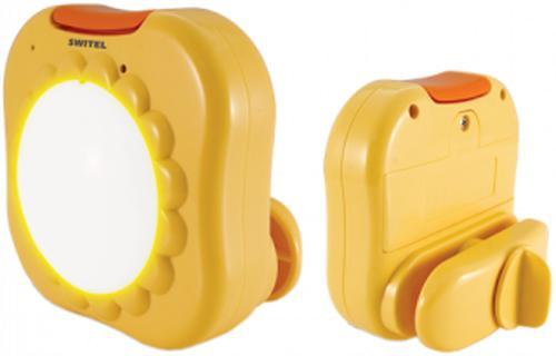 Ночник автоматический для детской кроватки Switel BC320 (5)