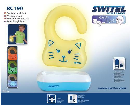 Автоматический детский ночник Switel BC190 (4)