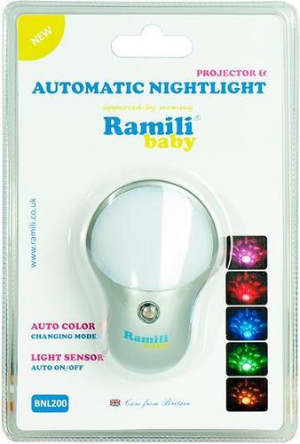 Автоматический детский ночник Ramili Baby BNL200 (10)