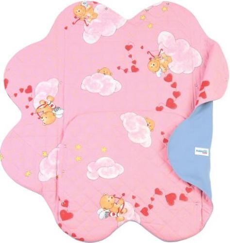 Конверт детский Ramili Light Denim Style Pink (3)