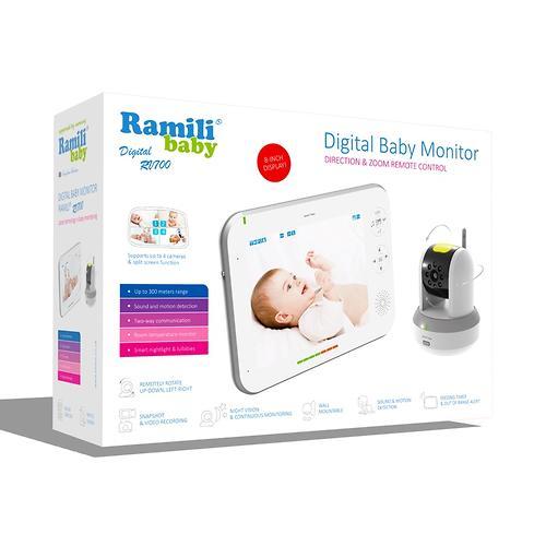 Видеоняня Ramili Baby RV700 (4)