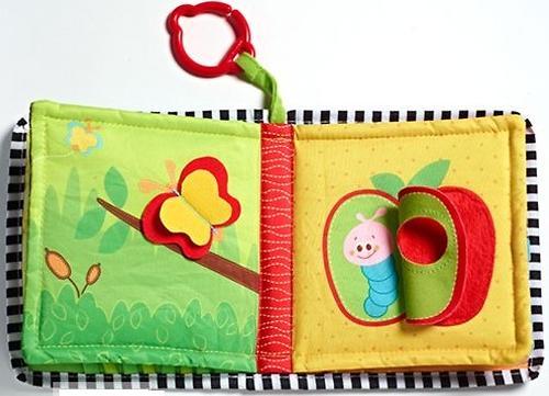 Текстурированая книжка-подвеска Tiny Love Лесное озеро (8)