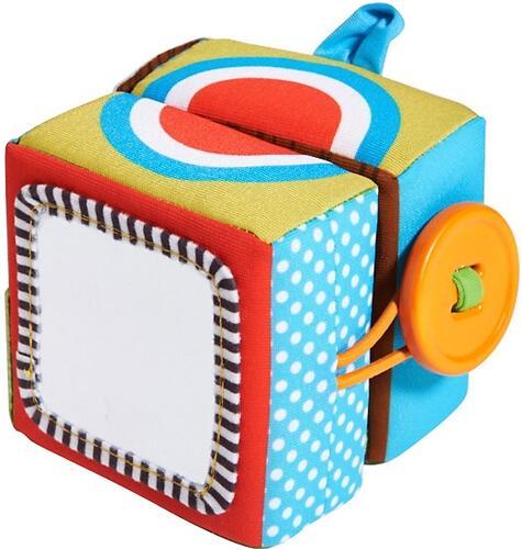 Текстурированная книжка Tiny Love Куб (6)