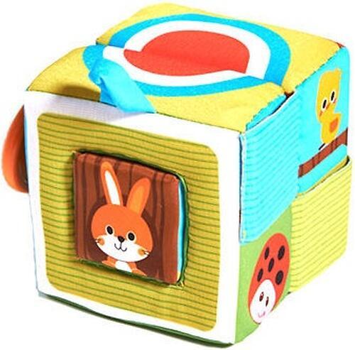 Текстурированная книжка Tiny Love Куб (7)