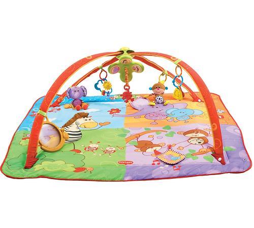 Развивающий коврик Tiny Love Разноцветное Сафари MAXI (7)