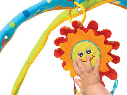Коврик Tiny Love развивающий Солнечный денёк (9)