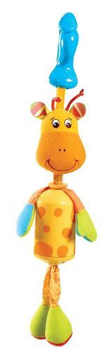 Игрушка Tiny Love подвес-колокольчик жираф Самсон (6)