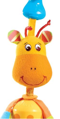 Игрушка Tiny Love подвес-колокольчик жираф Самсон (9)