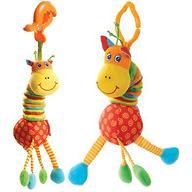 Tiny Love Развивающая игрушка Жираф с вибрацией