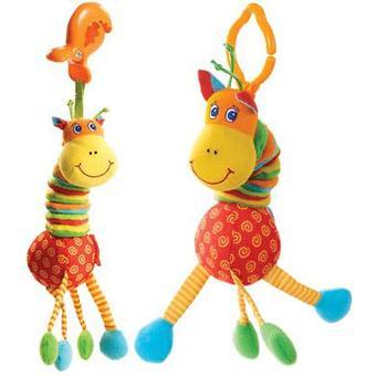 Tiny Love Развивающая игрушка Жираф с вибрацией - Minim