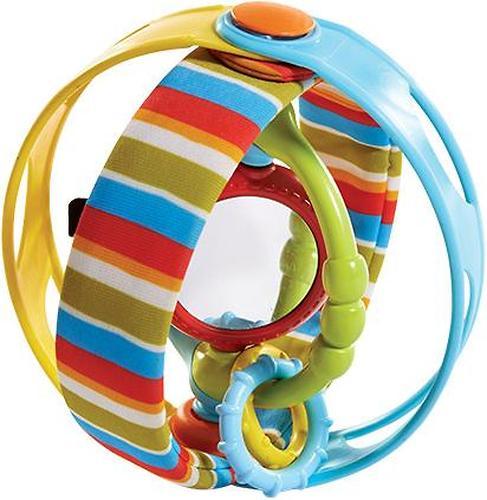 Tiny Love Развивающая игрушка Вращающийся бубен (8)