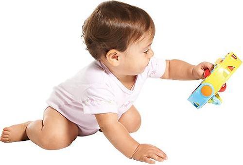 Tiny Love Развивающая игрушка Вращающийся бубен (9)