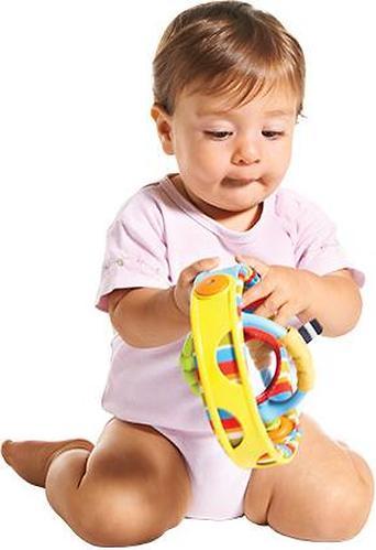 Tiny Love Развивающая игрушка Вращающийся бубен (10)