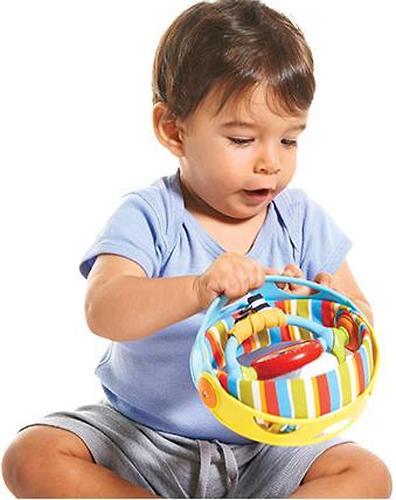 Tiny Love Развивающая игрушка Вращающийся бубен (11)