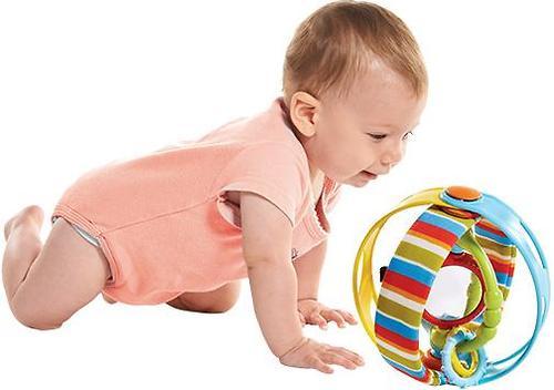 Tiny Love Развивающая игрушка Вращающийся бубен (12)