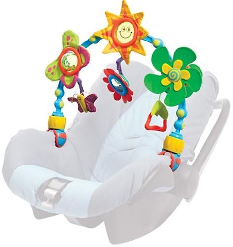Дуга развивающая Tiny Love Солнечная для коляски и автокресла (6)