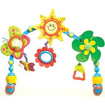Дуга развивающая Tiny Love Солнечная для коляски и автокресла - Minim
