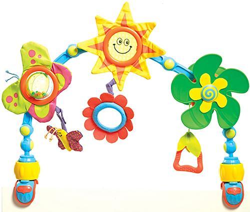 Дуга развивающая Tiny Love Солнечная для коляски и автокресла (5)