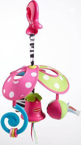 Веселая Карусель Tiny Love Моя Принцесса механический подвес на коляску - комплектация Travel (3)