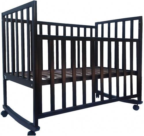 Кроватка Верес Соня ЛД 13 13.03 Орех (3)