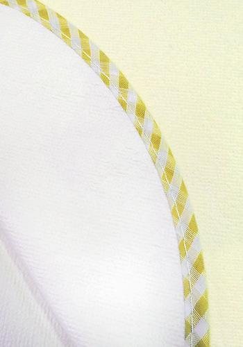 Наматрасник Витоша из клеенки с ПВХ покрытием и махрой 60х120 см на резинках (9)