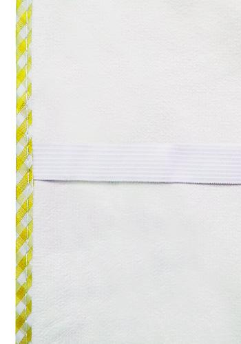 Наматрасник Витоша из клеенки с ПВХ покрытием и махрой 60х120 см на резинках (10)