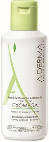Масло очищающее A-DERMA Exomega с отдушкой 200мл (1)