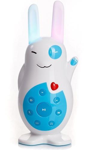 Медиаплеер c Bluetooth Alilo V8 Классный зайка синий (8)