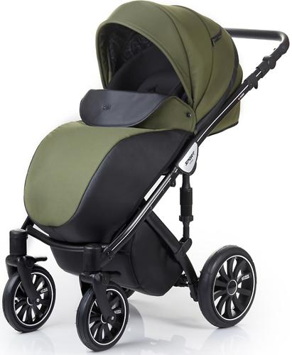 Коляска 2в1 Anex Sport British Green (9)
