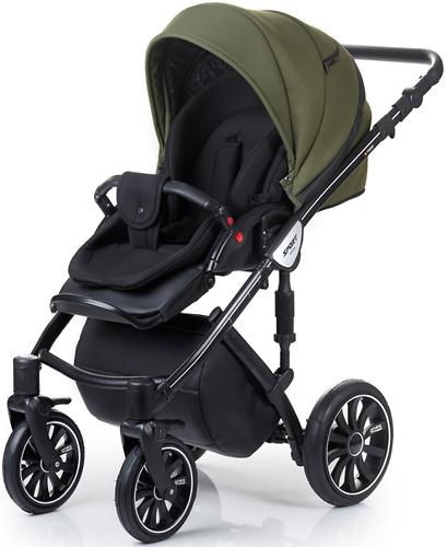 Коляска 2в1 Anex Sport British Green (10)