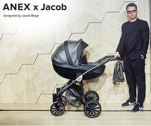 Коляска 3в1 Anex Sport Jacob (21)