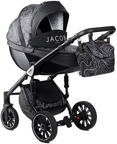Коляска 3в1 Anex Sport Jacob (13)