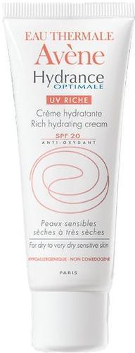 Крем Avene Hydrance увлажняющий Riche SPF20 40 мл (1)