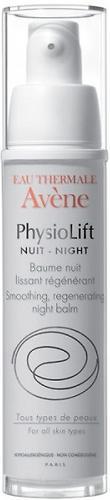 Бальзам Ночной Avene Physiolift антивозрастной для всех типов кожи 30мл (1)
